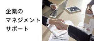 企業のマネジメントサポート